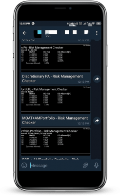risk-management-assistant-example-phone-display